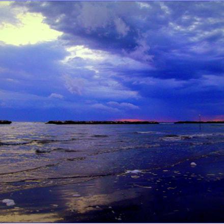 Alba super nuvolosa, il, Fujifilm FinePix JX250