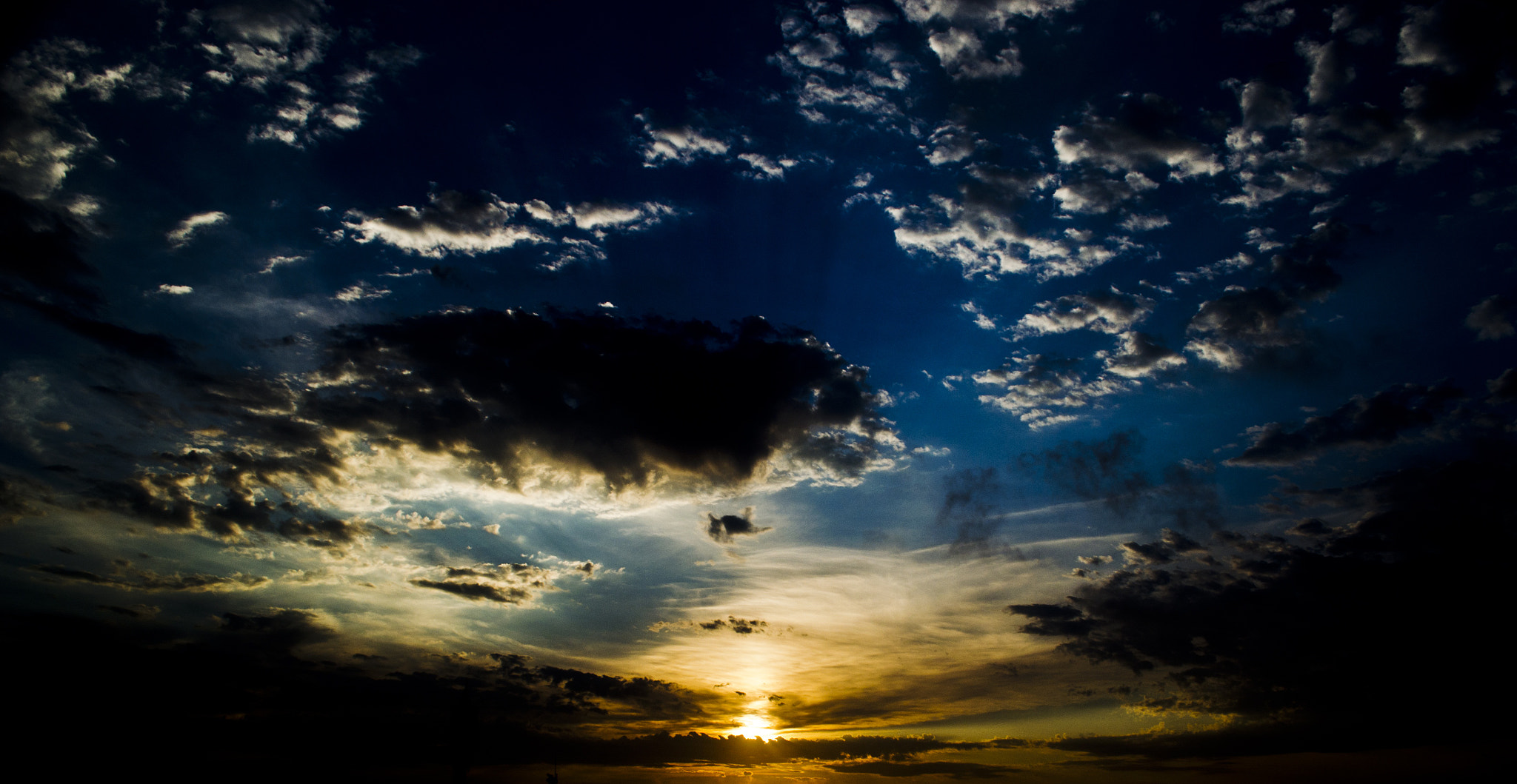 Photograph Afternoon Sky by Nishaal Daya on 500px