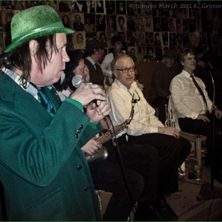Greenman at Grossman's, St, Panasonic DMC-ZS25