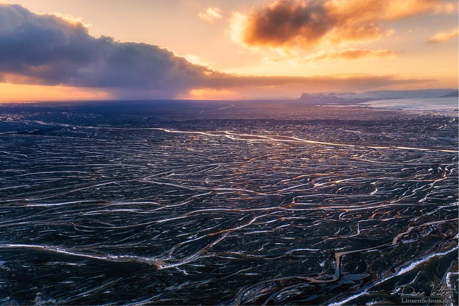 The veins of Iceland, автор — Dane Vetter на 500px.com