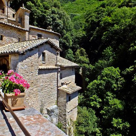 Assisi., Fujifilm FinePix HS33EXR