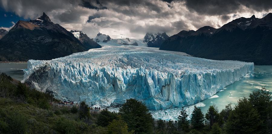 Perito Moreno Glacier, автор — Karol Nienartowicz на 500px.com