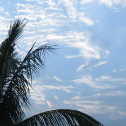 The Blue Sky ...., Canon IXUS 510 HS