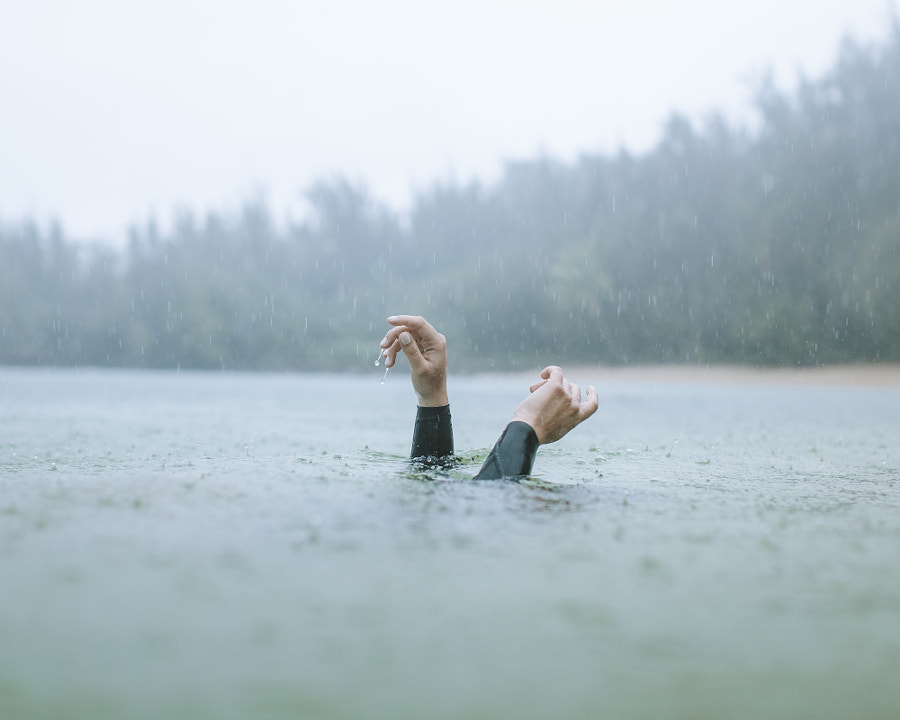 Rainy Dips, автор — Alex Strohl на 500px.com