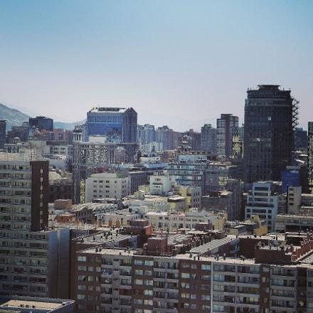 Santiago en las alturas, Panasonic DMC-FZ60