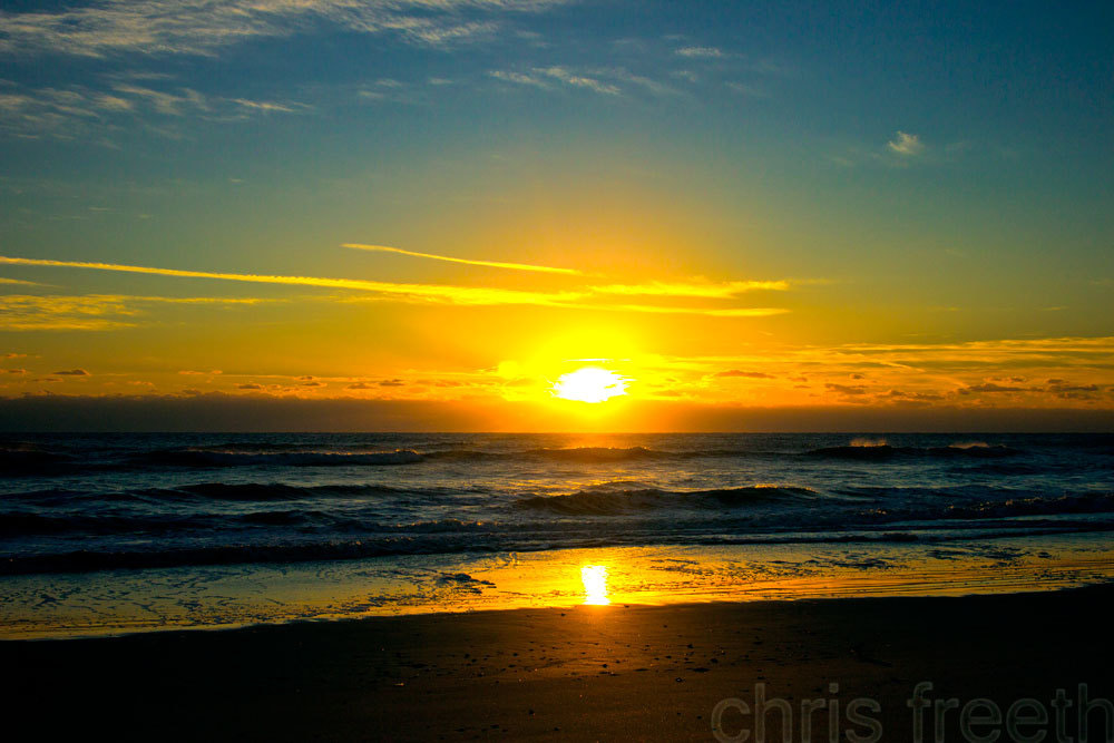 Photograph sunrise in cocoa beach,fl. by chris freeth on 500px