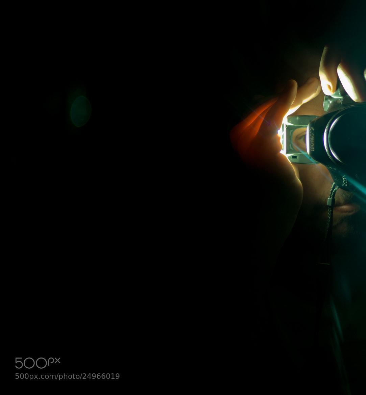 Photograph Self Portrait  by Vagelis Poulis on 500px