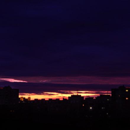 Another morning, Nikon COOLPIX L110