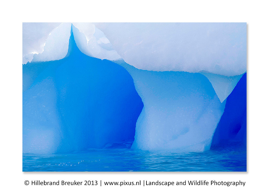 Photograph Inside the Iceberg by Hillebrand Breuker on 500px