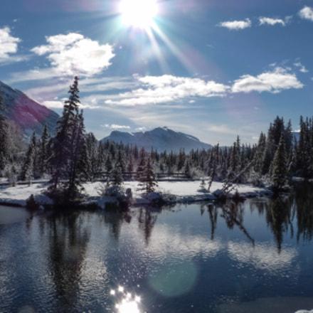Snowy Creek, Panasonic DMC-FZ60