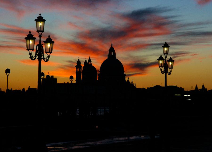 tramonto veneziano by Dela A. Kumahor on 500px.com