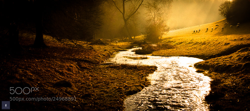 Photograph And a river runs through it... by Chris Boulton on 500px