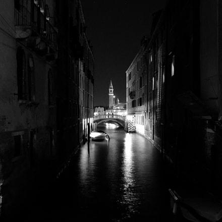di notte a Venezia, Fujifilm FinePix S200EXR