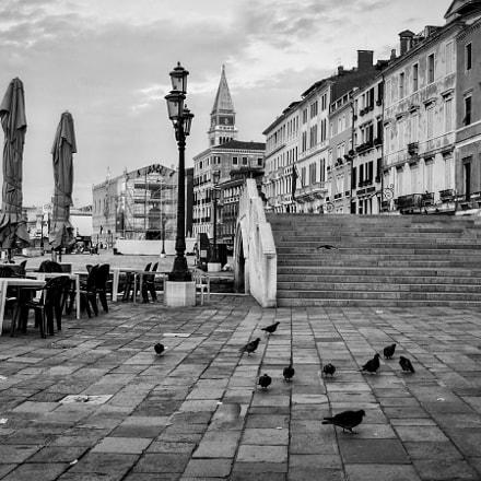piccioni a Venezia, Fujifilm FinePix S200EXR