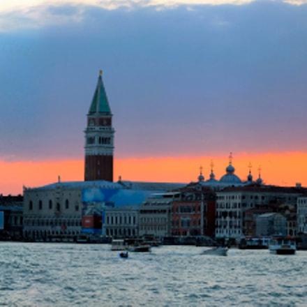 venezia al tramonto, Fujifilm FinePix S200EXR
