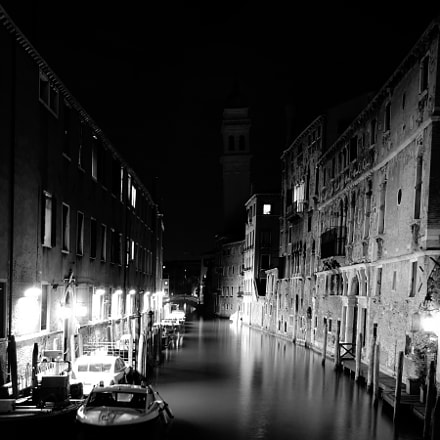 Venezia di Sera, Fujifilm FinePix S200EXR