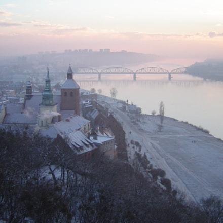 Winter landscape, Sony DSC-P72