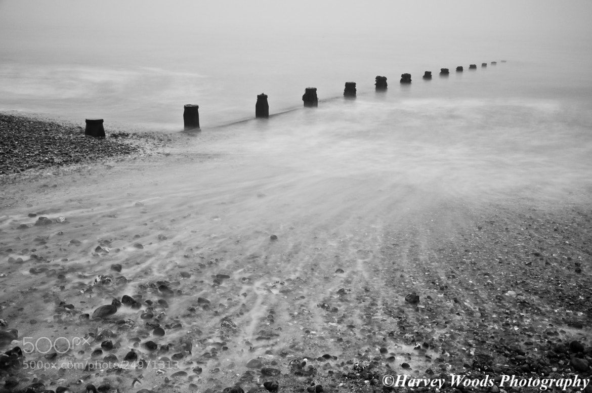 Photograph Long Exposure Sea by Harvey Woods on 500px