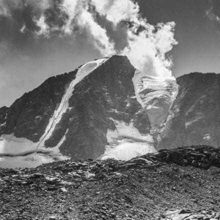 my mountains - Presanella, Nikon COOLPIX S700