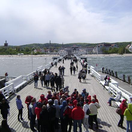 Pier in Sopot, Sony DSC-S700