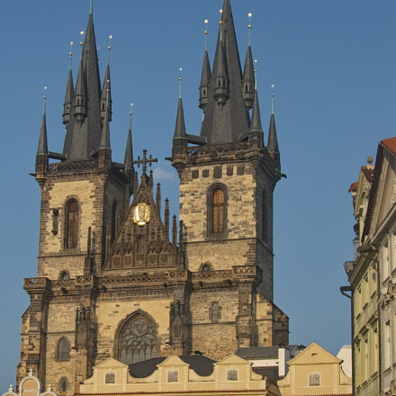 Prague, Canon EOS 1000D, Tamron AF 28-300mm f/3.5-6.3 XR LD Aspherical [IF] Macro