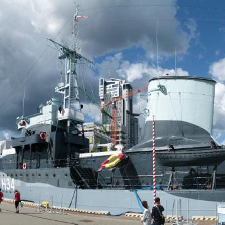 cruiser Blyskawica, Panasonic DMC-FZ100