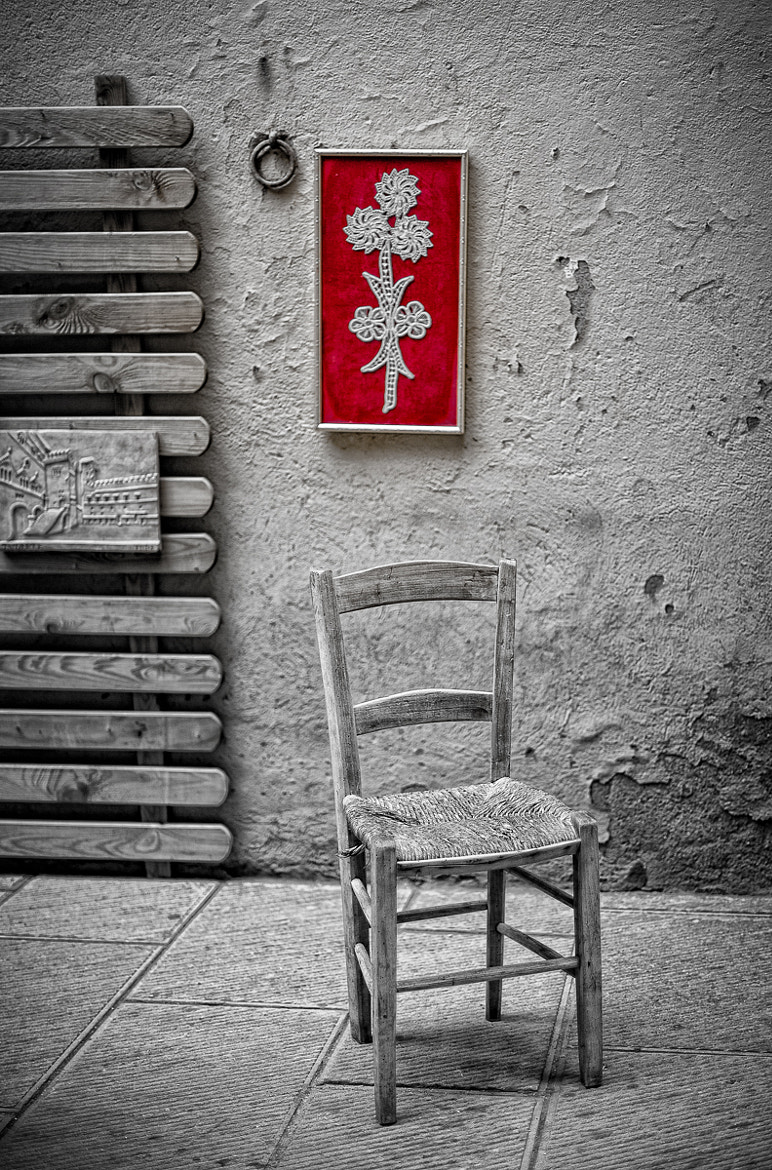 Photograph Chair and red picture by Michael Avory on 500px