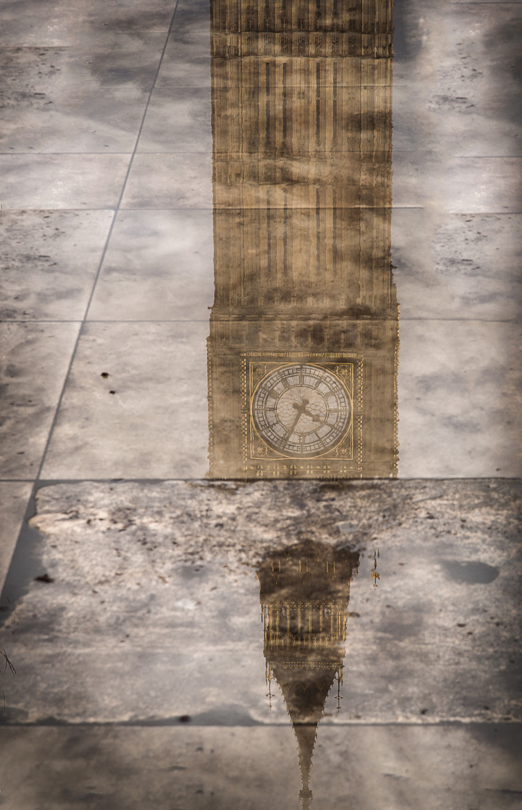 Photograph Big Ben Reflection by Mark Shoesmith on 500px