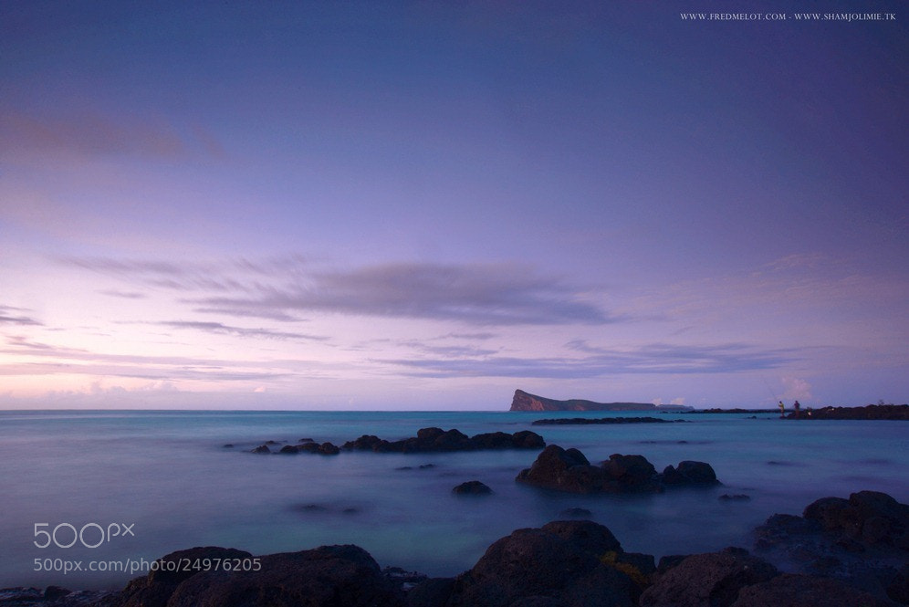 Photograph Bain Boeuf, Cap Malheureux by Fred Melot on 500px