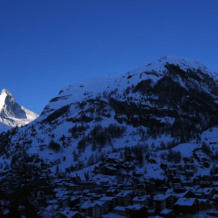 Matterhorn Dawn, Panasonic DMC-FZ330