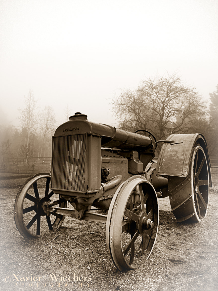 Photograph Old Tractor by Xavier Wiechers on 500px
