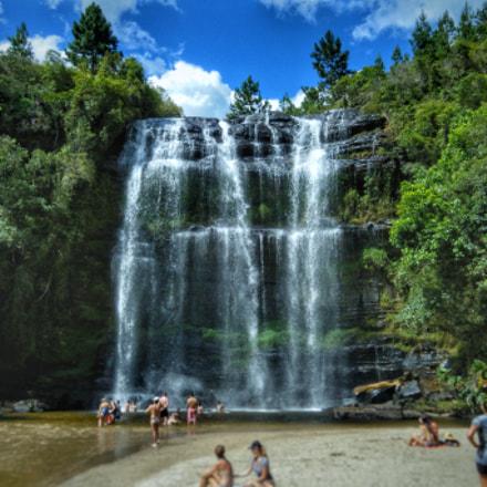 Mariquinha's Waterfall, Fujifilm FinePix Z33WP