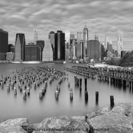 NYC- Skyline., Canon EOS 7D MARK II, Tamron AF 17-50mm f/2.8 Di-II LD Aspherical