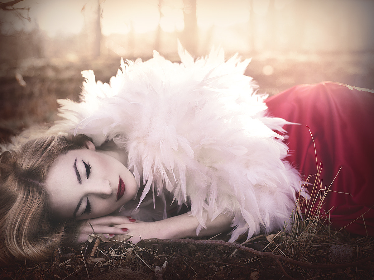 Photograph Sleeping doll by Rebeca  Saray on 500px