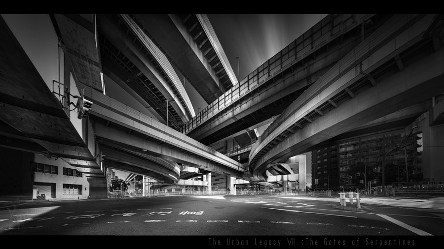 The Urban LegacyⅦ: The Gates of Serpentines by Yoshihiko Wada on 500px.com