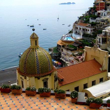 Amalfitan coast, Canon POWERSHOT SD870 IS