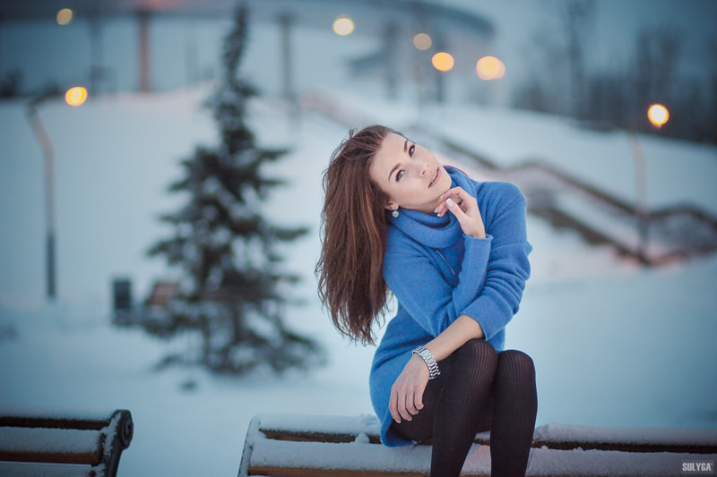Photograph Julia by Kirill Sulyga on 500px