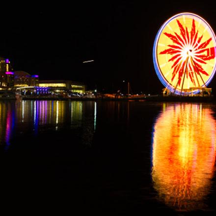 The Capital Wheel, Canon EOS 6D