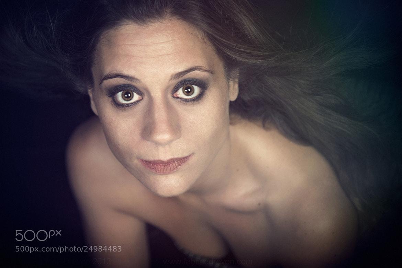 Photograph Stéphanie Color Edit by Fabrice Drevon on 500px