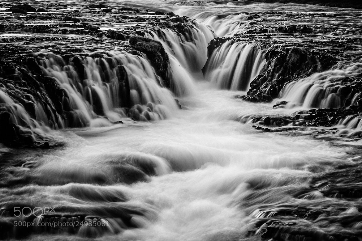 Photograph Brúarfoss | Detail by Jens Klettenheimer on 500px