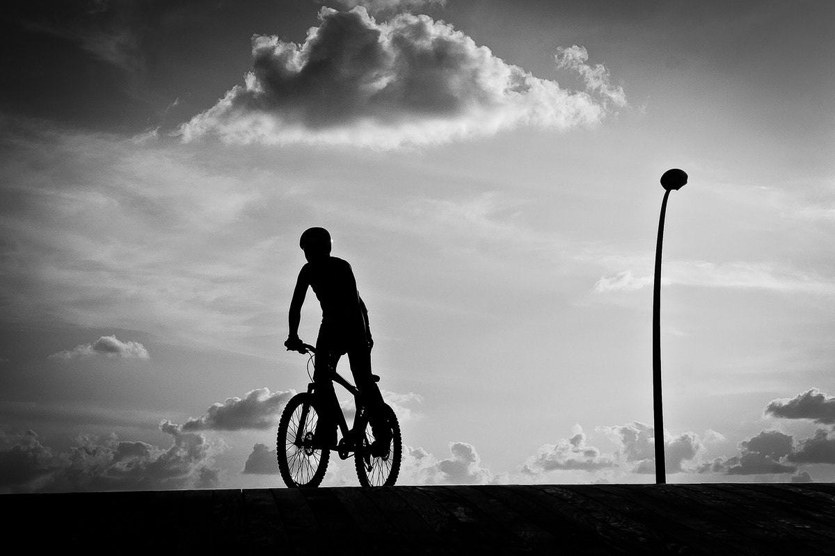 Photograph The rider by Guy Prives on 500px