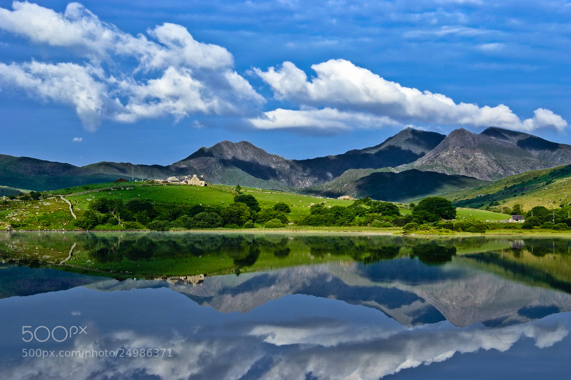Photograph Snowdon Horseshoe by Arkadiusz Pindel on 500px