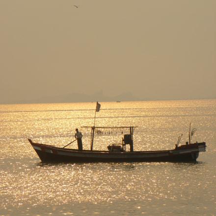 The Boat, Nikon COOLPIX P90