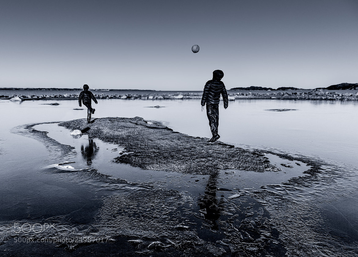 Photograph The game by audun nygaard on 500px