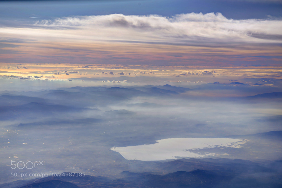 Photograph up in the air by alperen  on 500px