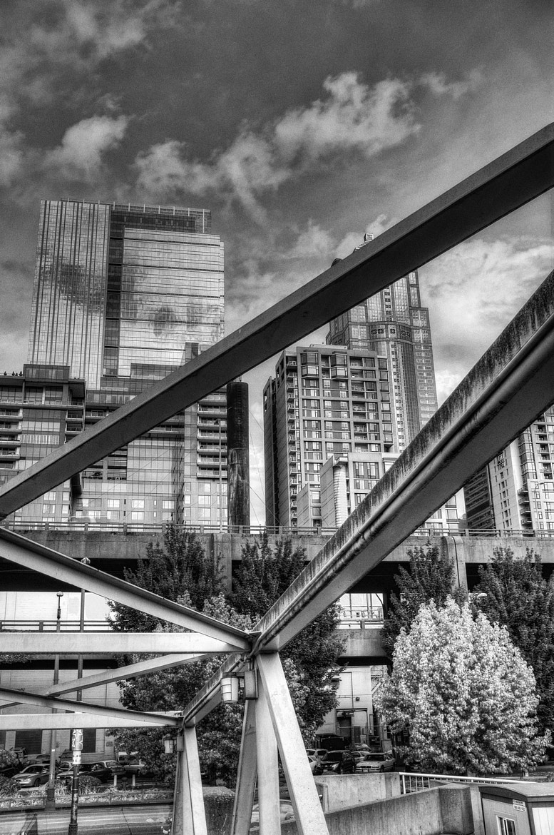 Photograph Seattle Towers by Joe Wilson on 500px
