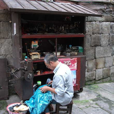 cobbler ( China ), Fujifilm FinePix AV120
