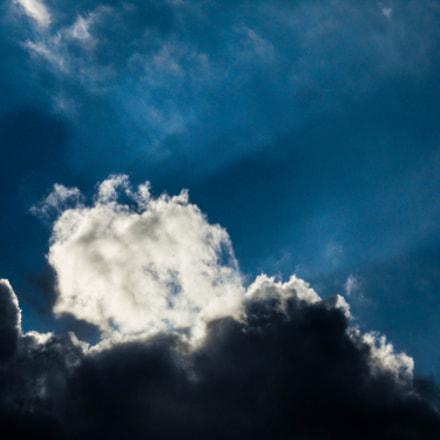 through the sky, Nikon COOLPIX L22