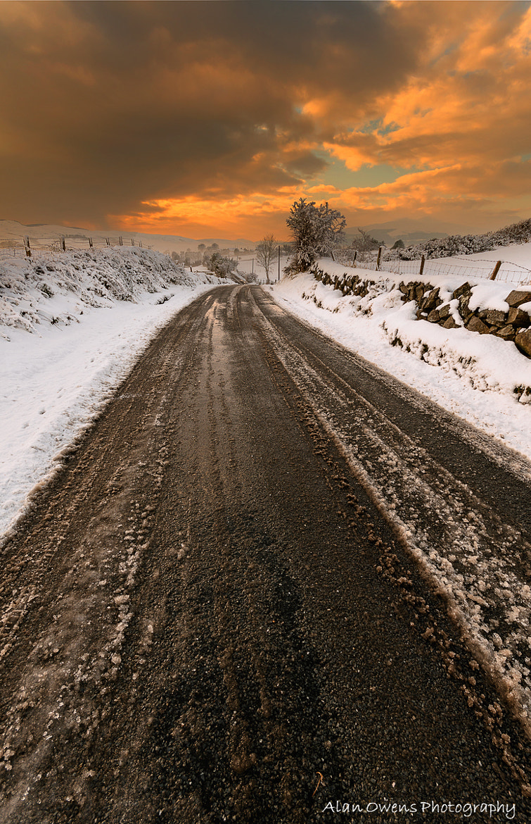 Photograph Apocalypse  Road by Alan Owens on 500px
