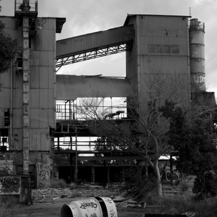 Refinery, Pentax K-R, Sigma 18-200mm F3.5-6.3 II DC HSM